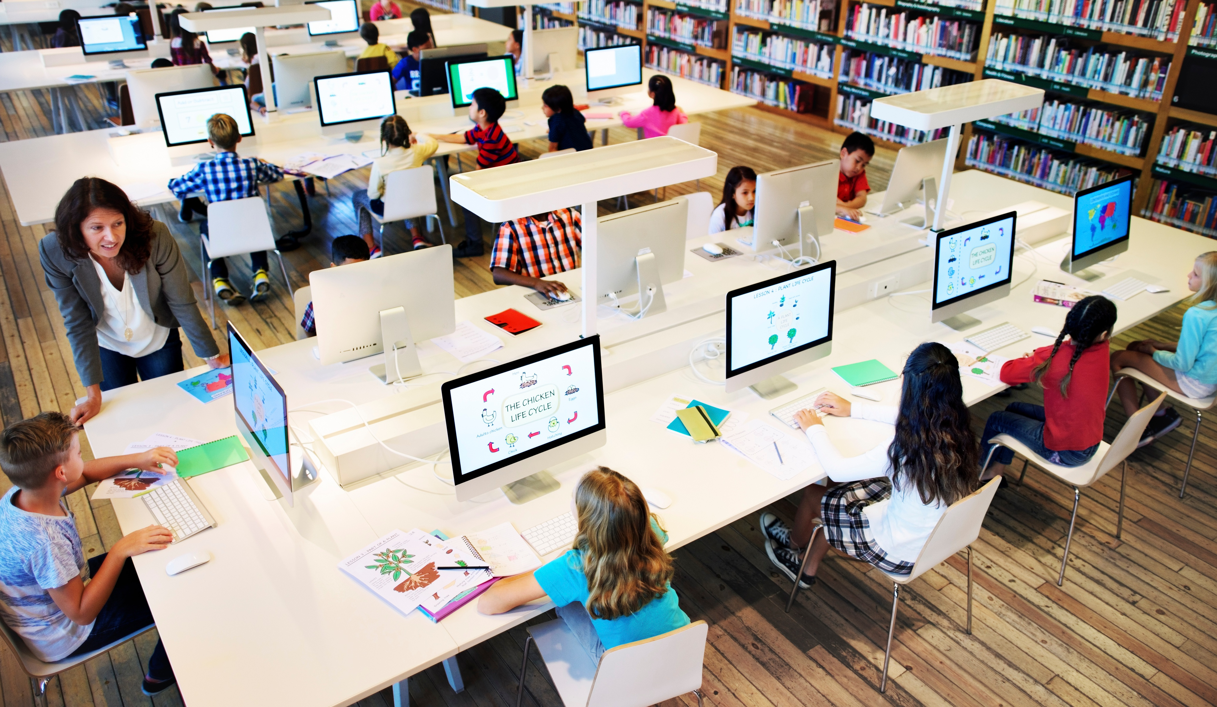 learning management system for small school